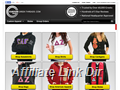 Website preview thumbnail for : CustomGreekThreads