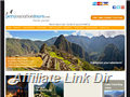 Website preview thumbnail for : Peru Vacation Tours
