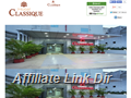 Website preview thumbnail for : Hotel Classique