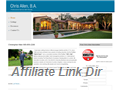 Website preview thumbnail for : Christopher Allen, B.A. Real Estate