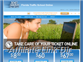 Website preview thumbnail for : Florida Traffic School Online