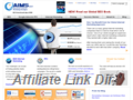 Website preview thumbnail for : Advanced Internet Marketing Strategies