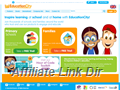 Website preview thumbnail for : EducationCity Resources for Teachers