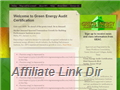 Website preview thumbnail for : Texas Green Energy Audits