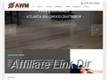 Website preview thumbnail for : Atlanta Wood Masters