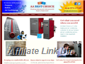 Website preview thumbnail for : AA Best Choice LLC