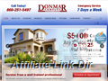 Website preview thumbnail for : Donmar Heating & Cooling