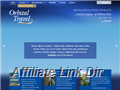 Website preview thumbnail for : Orbital Travel Nile Cruise