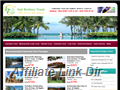 Website preview thumbnail for : Viet Bamboo Travel