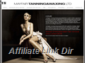 Website preview thumbnail for : Mayfair Tanning Company
