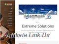 Website preview thumbnail for : Extreme Solutions