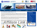 Website preview thumbnail for : Gulf International Marine Services