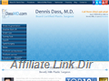 Website preview thumbnail for : Dr. Dennis Dass, MD