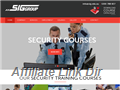 Website preview thumbnail for : SIG Group Security