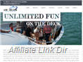 Website preview thumbnail for : Abu Dhabi yacht charter