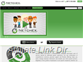 Website preview thumbnail for : NetChex payroll company