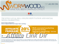 Website preview thumbnail for : WormWood SEO